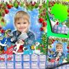 Детские календари, как память на долгие годы