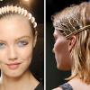Модные аксессуары для волос осеннего сезона 2013 года