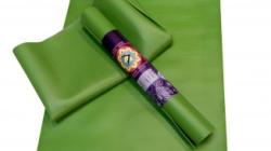 Выбираем первый коврик для йоги