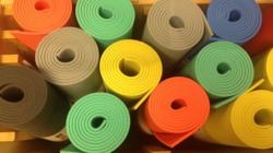 Зачем нужен собственный коврик для йоги?